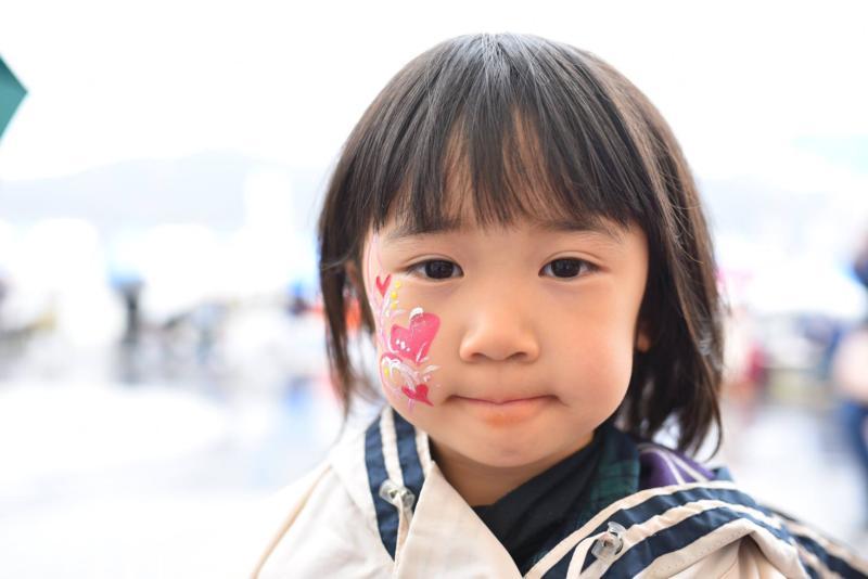 広島フェイスペイント組合-呉かきフェスタ-祝10年連続日本一-7