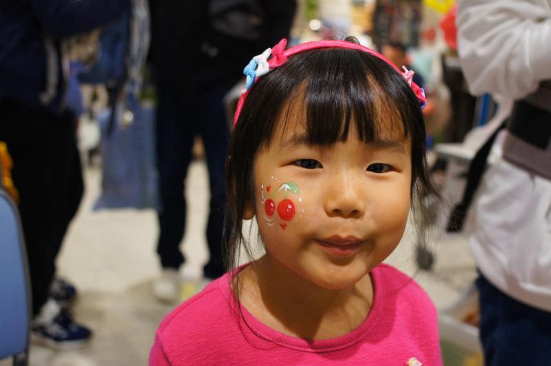 広島フェイスペイント組合-親子でふれあいフェスティバル-10