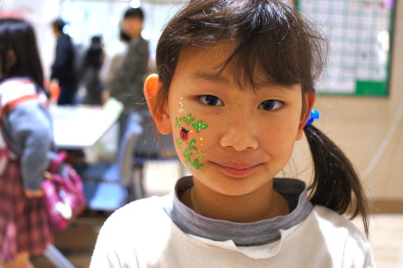 広島フェイスペイント組合-親子でふれあいフェスティバル-11