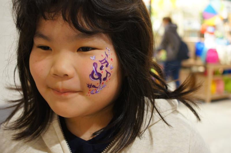 広島フェイスペイント組合-親子でふれあいフェスティバル-13