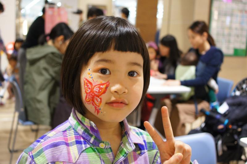 広島フェイスペイント組合-親子でふれあいフェスティバル-15