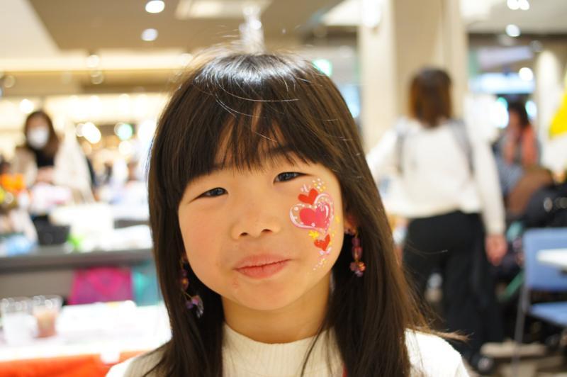 広島フェイスペイント組合-親子でふれあいフェスティバル-24
