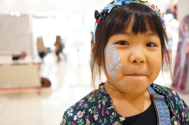 広島フェイスペイント組合-親子でふれあいフェスティバル-28