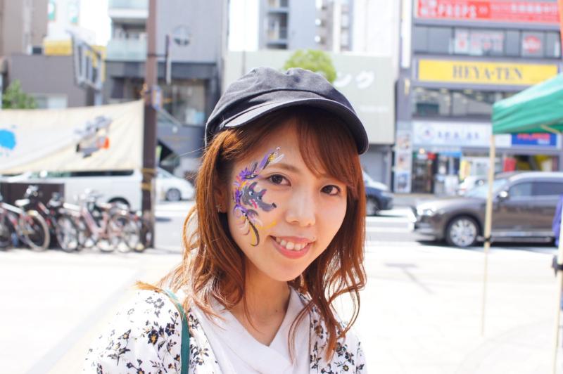 広島フェイスペイント組合-横川カンパイ!王国ふしぎ市-07