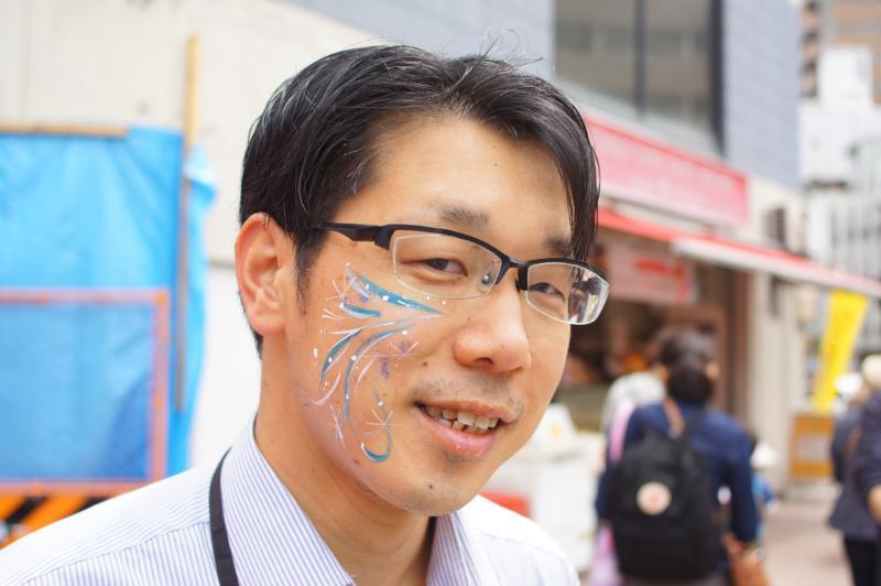 広島フェイスペイント組合-横川カンパイ!王国ふしぎ市-09