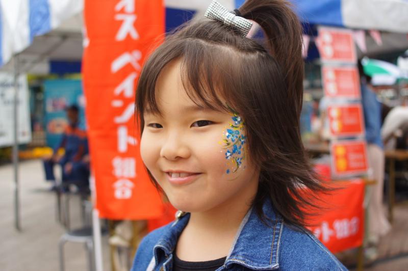 広島フェイスペイント組合-横川カンパイ!王国ふしぎ市-14