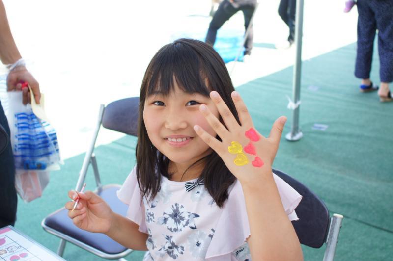 広島フェイスペイント組合-令和春日野住宅展示場オープニングフェア第2弾!1日目-06