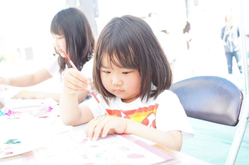 広島フェイスペイント組合-令和春日野住宅展示場オープニングフェア第2弾!1日目-07