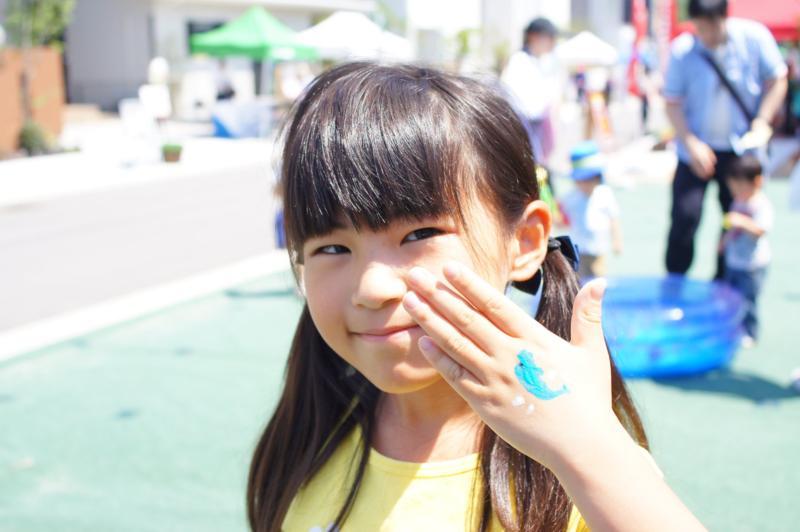 広島フェイスペイント組合-令和春日野住宅展示場オープニングフェア第2弾!1日目-09