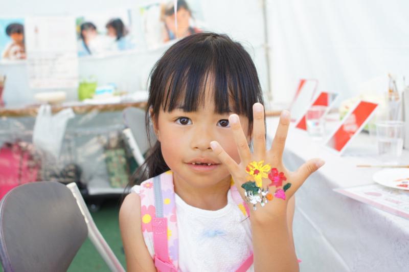 広島フェイスペイント組合-令和春日野住宅展示場オープニングフェア第2弾!1日目-11