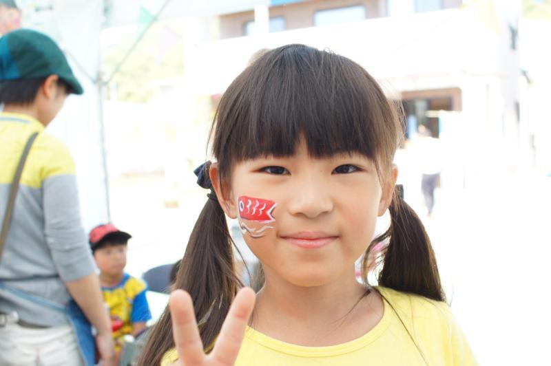 広島フェイスペイント組合-令和春日野住宅展示場オープニングフェア第2弾!1日目-13