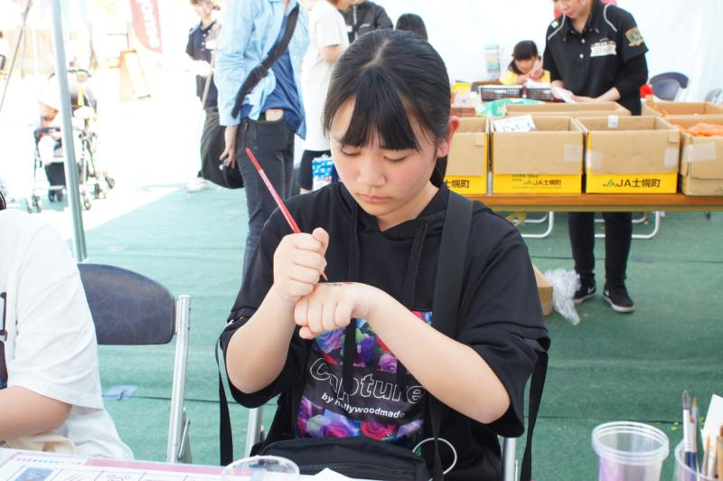 広島フェイスペイント組合-令和春日野住宅展示場オープニングフェア第2弾!1日目-17
