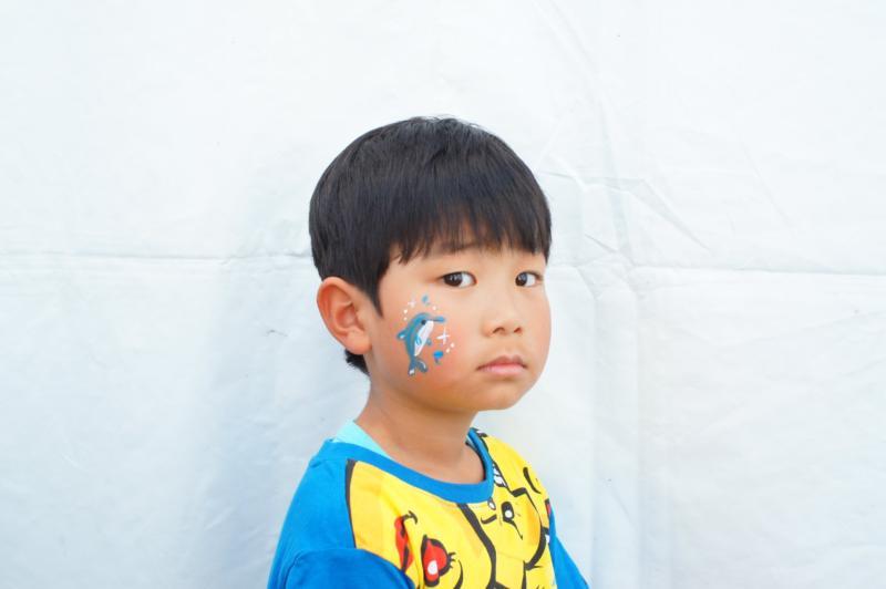 広島フェイスペイント組合-令和春日野住宅展示場オープニングフェア第2弾!1日目-27
