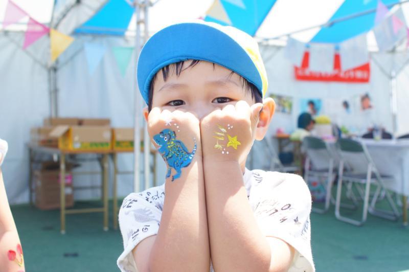 広島フェイスペイント組合-令和春日野住宅展示場オープニングフェア第2弾!1日目-39