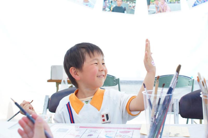 広島フェイスペイント組合-令和春日野住宅展示場オープニングフェア第2弾!1日目-45