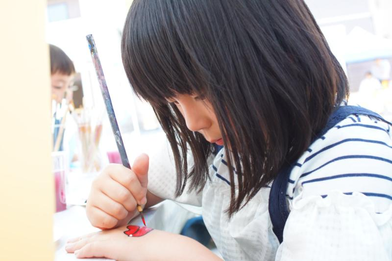 広島フェイスペイント組合-令和春日野住宅展示場オープニングフェア第2弾!1日目-47