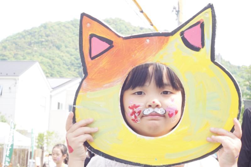 広島フェイスペイント組合-令和春日野住宅展示場オープニングフェア第2弾!2日目-01
