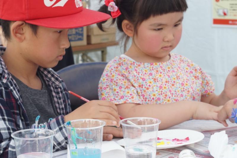 広島フェイスペイント組合-令和春日野住宅展示場オープニングフェア第2弾!2日目-09