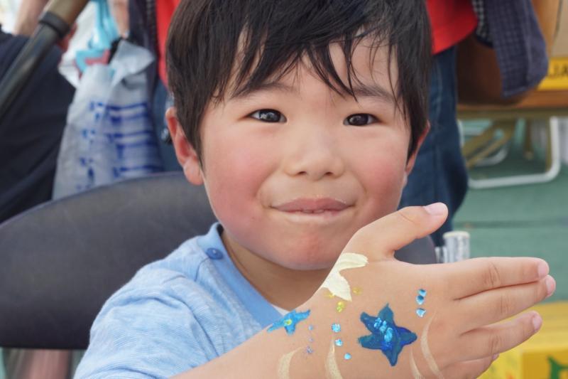 広島フェイスペイント組合-令和春日野住宅展示場オープニングフェア第2弾!2日目-11