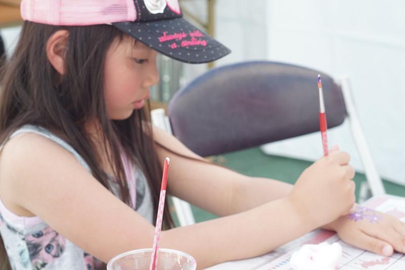 広島フェイスペイント組合-令和春日野住宅展示場オープニングフェア第2弾!2日目-14