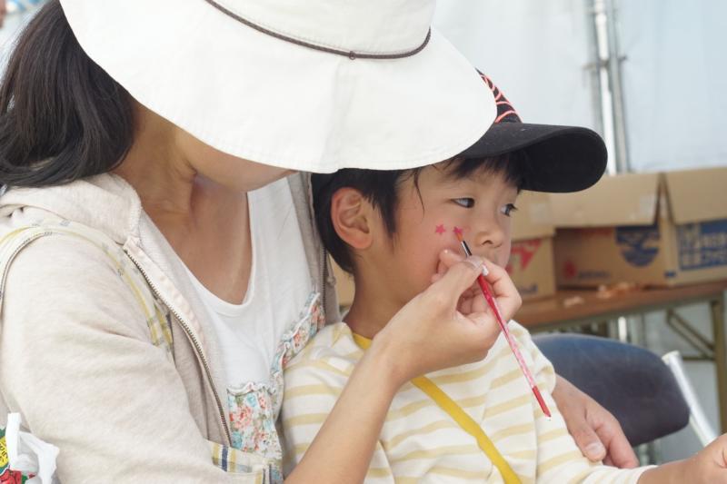 広島フェイスペイント組合-令和春日野住宅展示場オープニングフェア第2弾!2日目-18