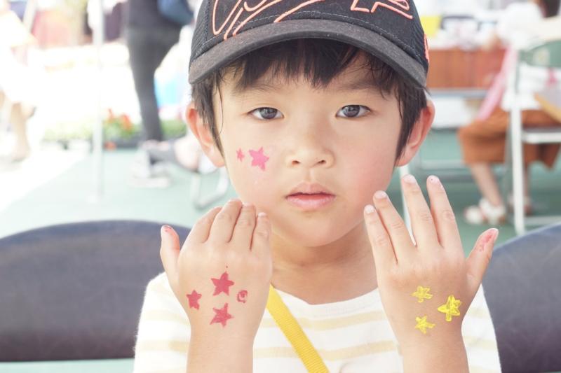 広島フェイスペイント組合-令和春日野住宅展示場オープニングフェア第2弾!2日目-20