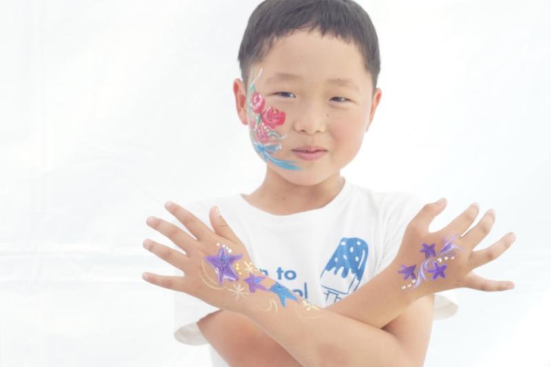 広島フェイスペイント組合-令和春日野住宅展示場オープニングフェア第2弾!2日目-22