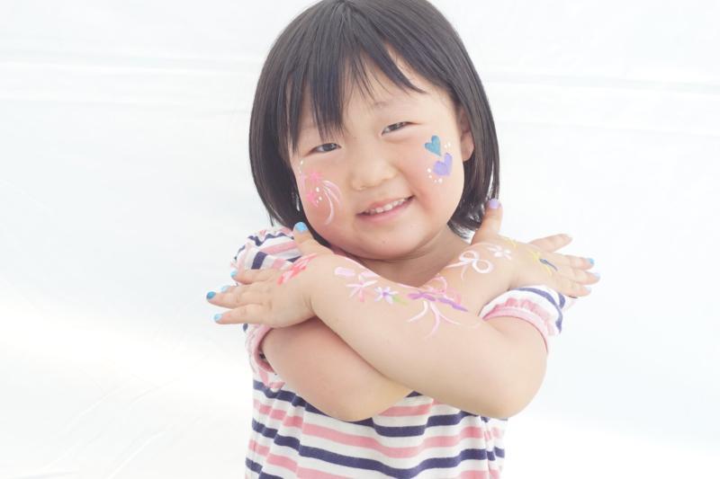 広島フェイスペイント組合-令和春日野住宅展示場オープニングフェア第2弾!2日目-27
