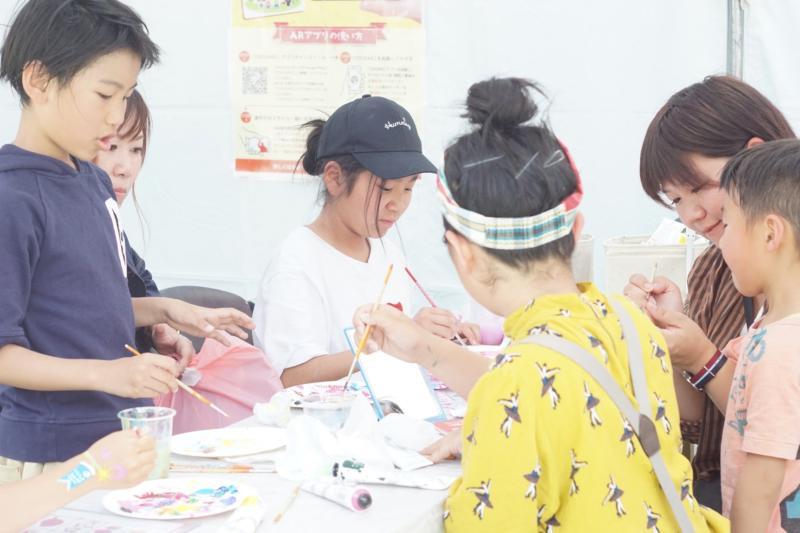 広島フェイスペイント組合-令和春日野住宅展示場オープニングフェア第2弾!2日目-33