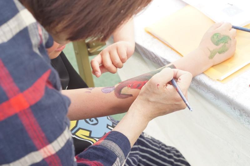 広島フェイスペイント組合-令和春日野住宅展示場オープニングフェア第2弾!2日目-38