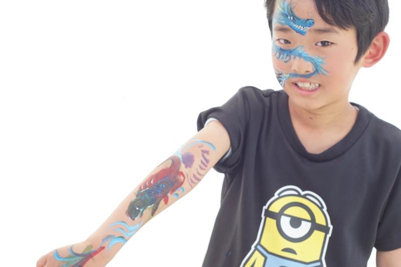 広島フェイスペイント組合-令和春日野住宅展示場オープニングフェア第2弾!2日目-40