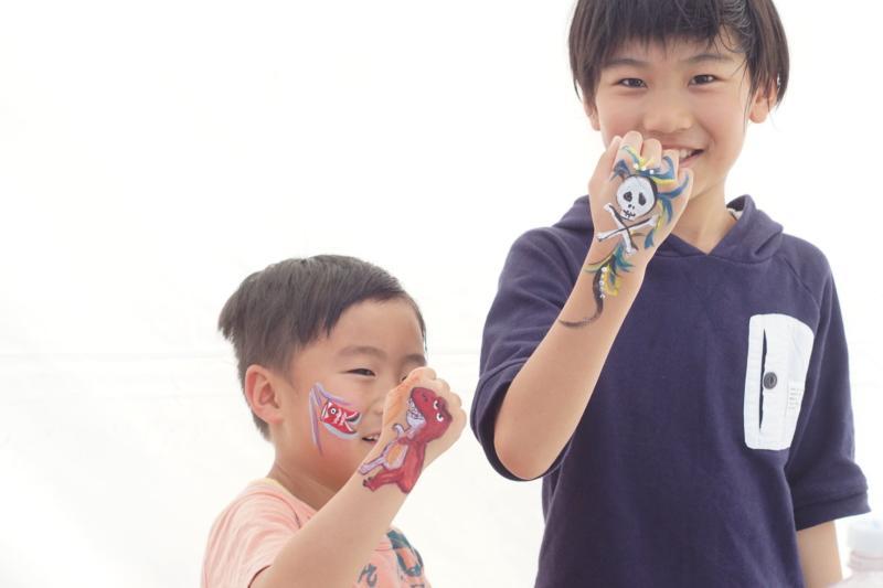 広島フェイスペイント組合-令和春日野住宅展示場オープニングフェア第2弾!2日目-41