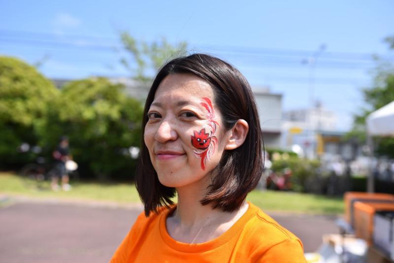 広島フェイスペイント組合-広島クリテリウム2019-23