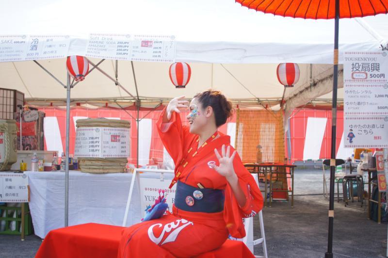 広島フェイスペイント組合-ひろしま盆ダンス2019-04