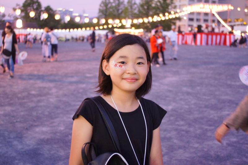 広島フェイスペイント組合-ひろしま盆ダンス2019-23