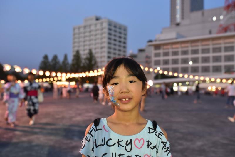 広島フェイスペイント組合-ひろしま盆ダンス2019-25