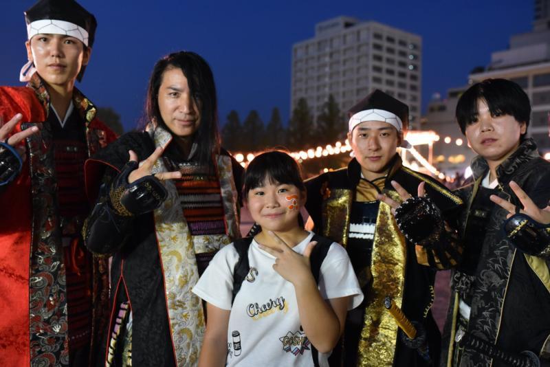 広島フェイスペイント組合-ひろしま盆ダンス2019-26