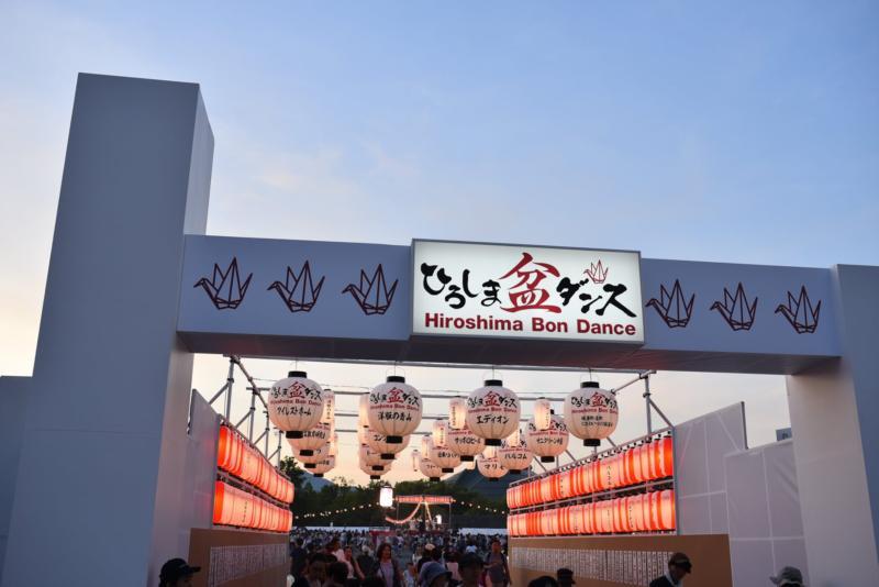 広島フェイスペイント組合-ひろしま盆ダンス2019-31