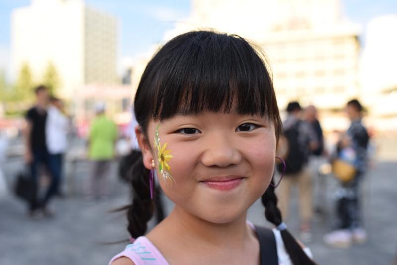 広島フェイスペイント組合-ひろしま盆ダンス2019-45