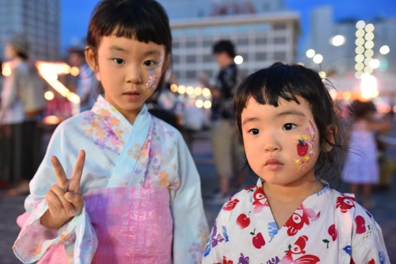 広島フェイスペイント組合-ひろしま盆ダンス2019-60