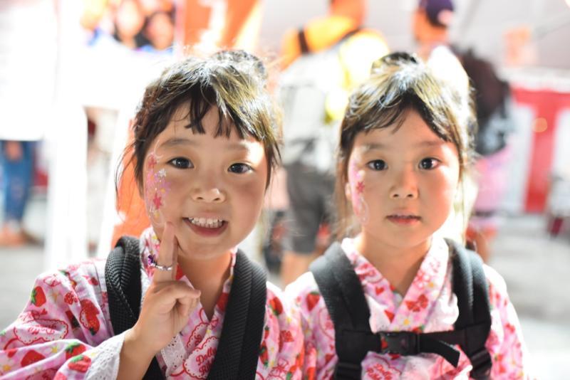 広島フェイスペイント組合-ひろしま盆ダンス2019-63