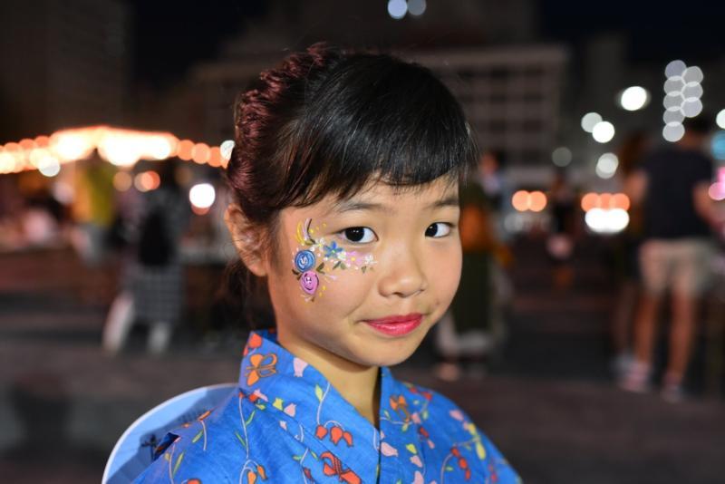 広島フェイスペイント組合-ひろしま盆ダンス2019-69
