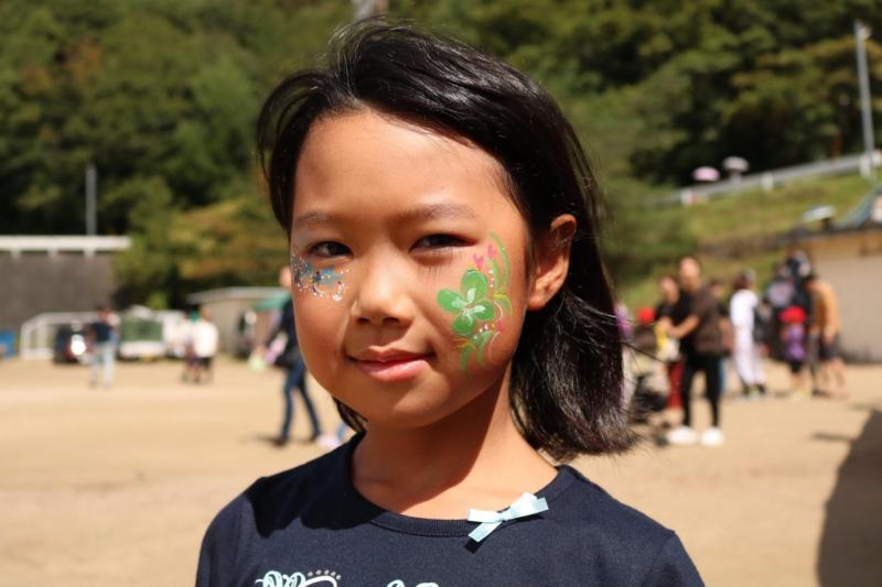広島フェイスペイント組合-第85回筆まつり-016