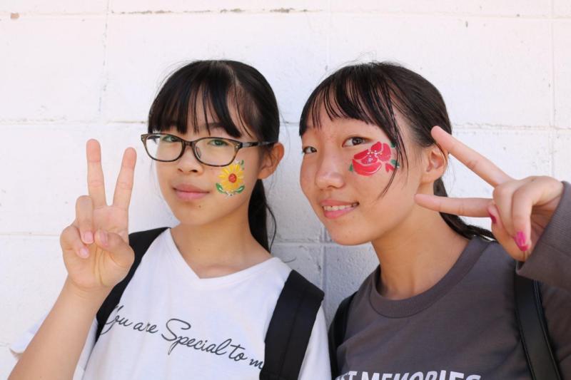 広島フェイスペイント組合-第85回筆まつり-040
