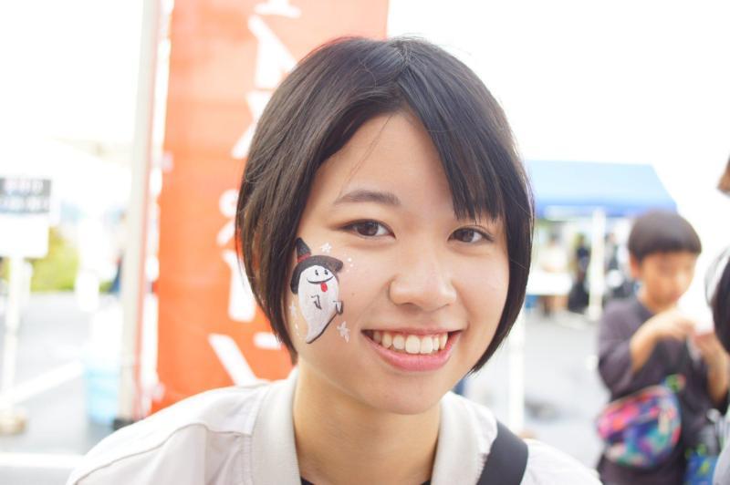 広島フェイスペイント組合-第53回比治山祭1日目-007