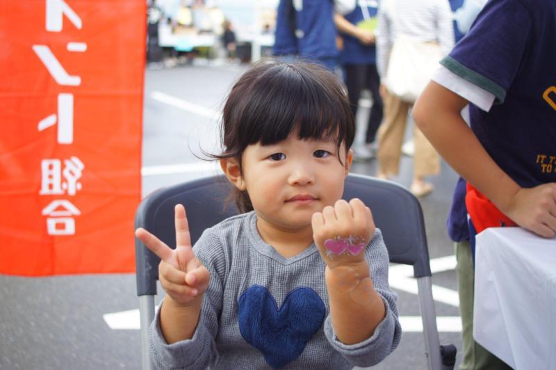 広島フェイスペイント組合-第53回比治山祭1日目-009