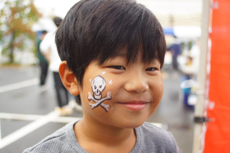 広島フェイスペイント組合-第53回比治山祭1日目-010
