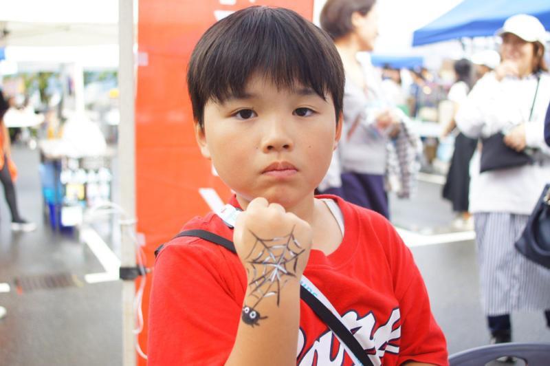 広島フェイスペイント組合-第53回比治山祭1日目-011