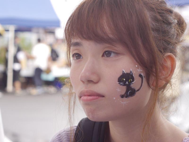 広島フェイスペイント組合-第53回比治山祭1日目-012