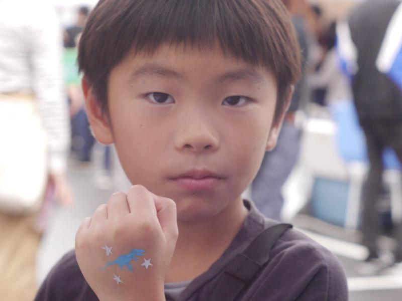 広島フェイスペイント組合-第53回比治山祭1日目-014